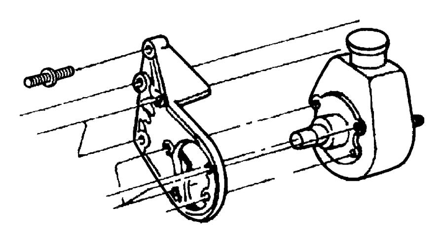 I on Dodge Durango Power Steering Diagrams