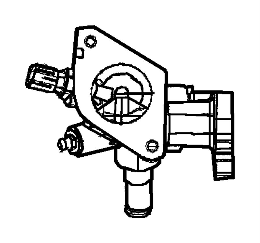 2007 Pt Cruiser 2 7l Engine Diagram