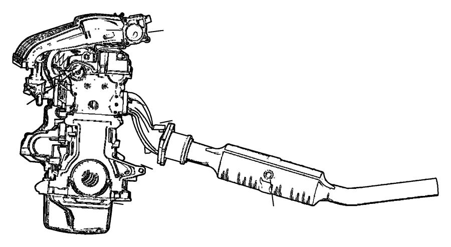 Jeep Patriot Sensor  Throttle Position  Smpiengine