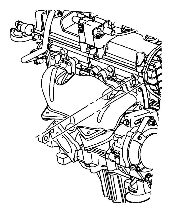 Dodge Neon Pulley  Power Steering Pump  Pinionsteering