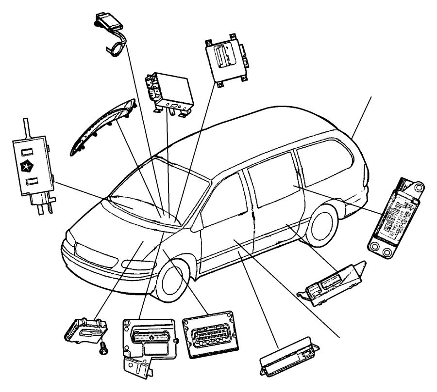 2003 Dodge Ram 1500 Wiring Diagram Tcm
