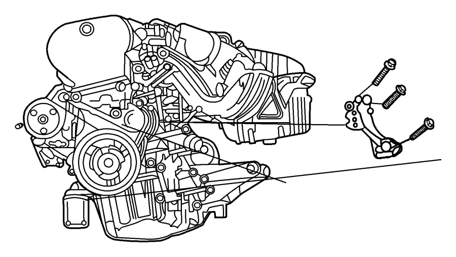 Sebring 24l Fi Dohc 4cyl Repair Guides Wiring Diagrams Wiring