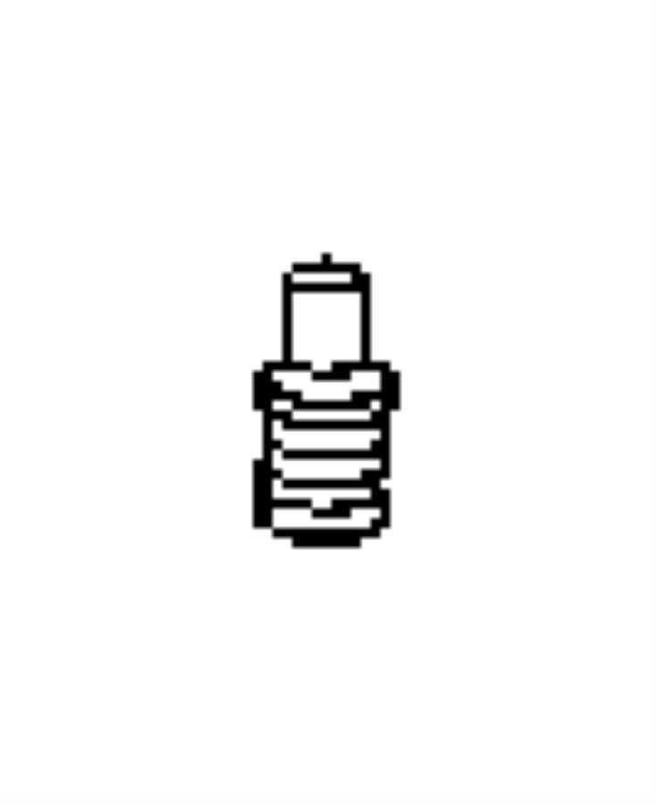 05103661AA - Chrysler Gasket
