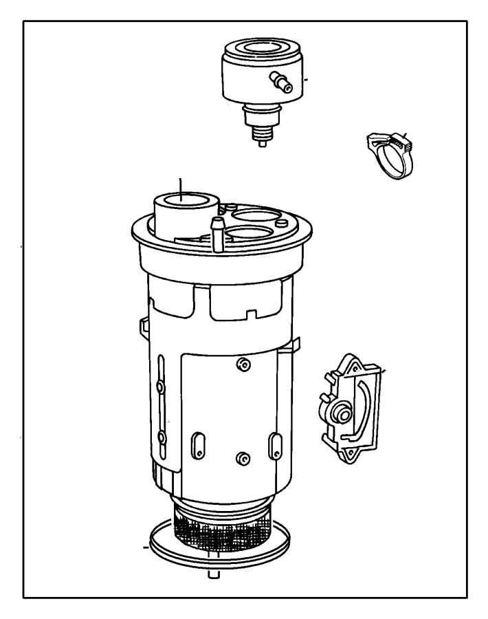 jeep wrangler filter  fuel  capargentina  gallonfederal