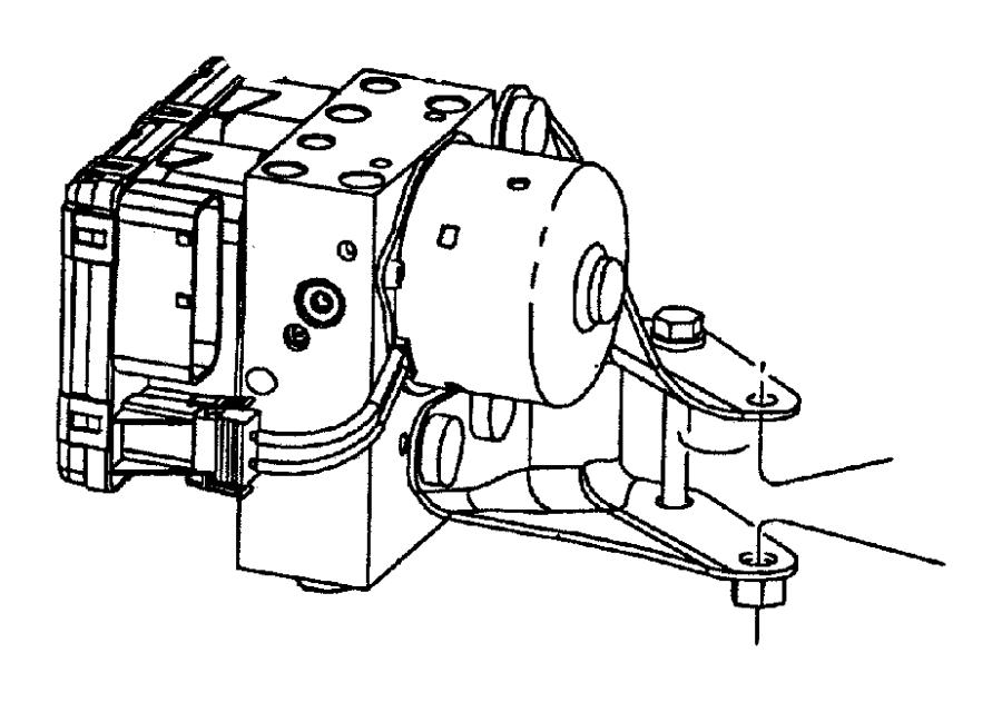 dodge intrepid hydraulic control unit  anti