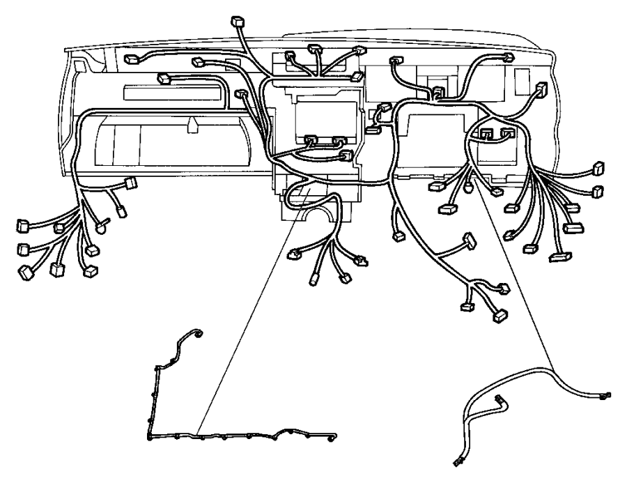 2005 jeep wiring  hands free communication