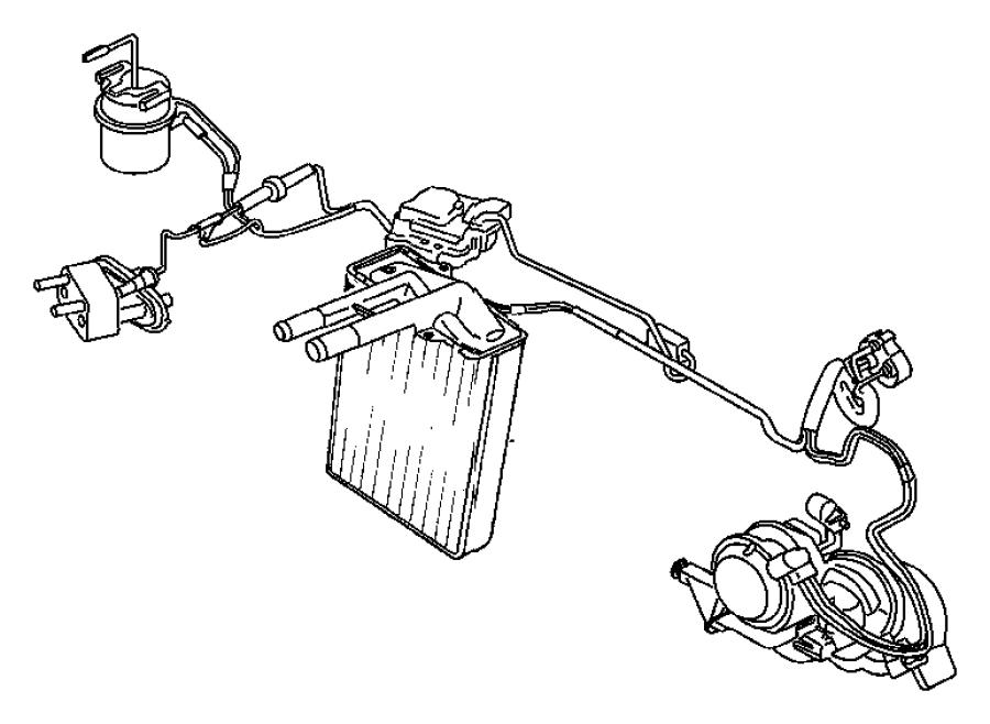 Dodge Ram 1500 Valve, valve package. Check, vacuum check ...