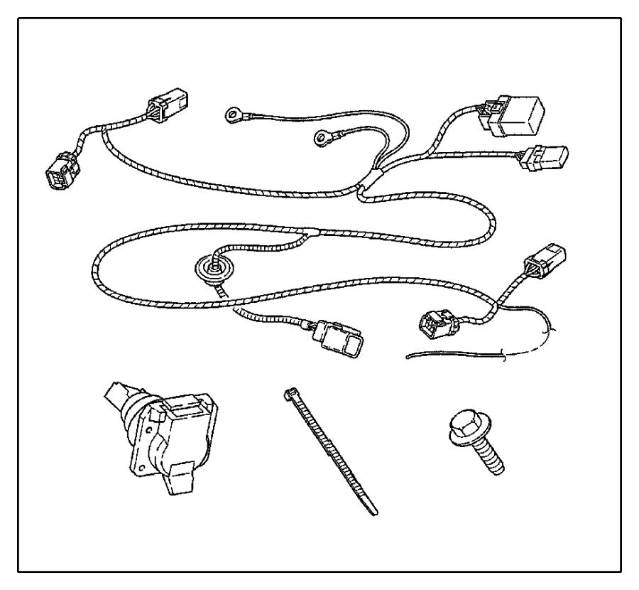 chrysler 56038366ab wiring diagram chrysler concorde wiring diagram hvac 56038366ab - dodge connector. 7 way. ahc, pollak, sseries ...