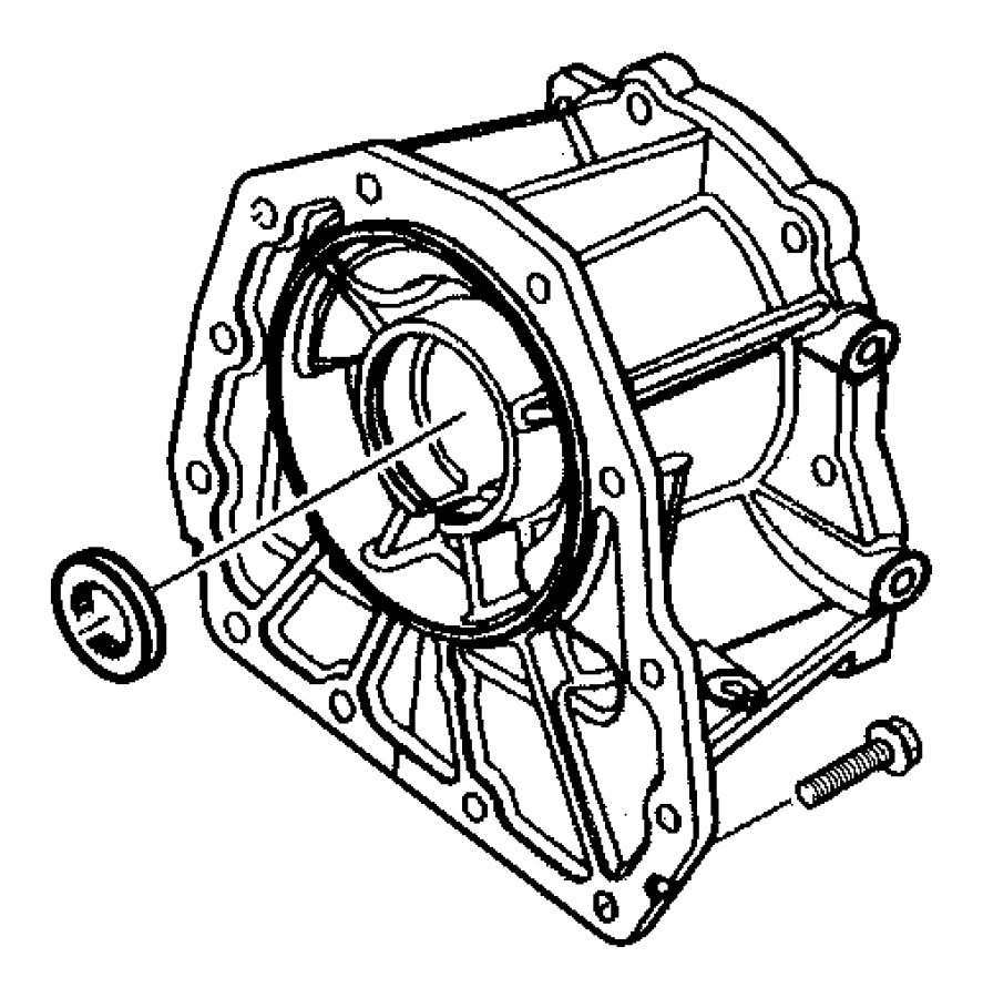 chrysler 300 adapter  transfer case