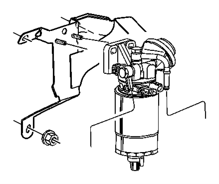 56052517ab  water separator  fuelwater
