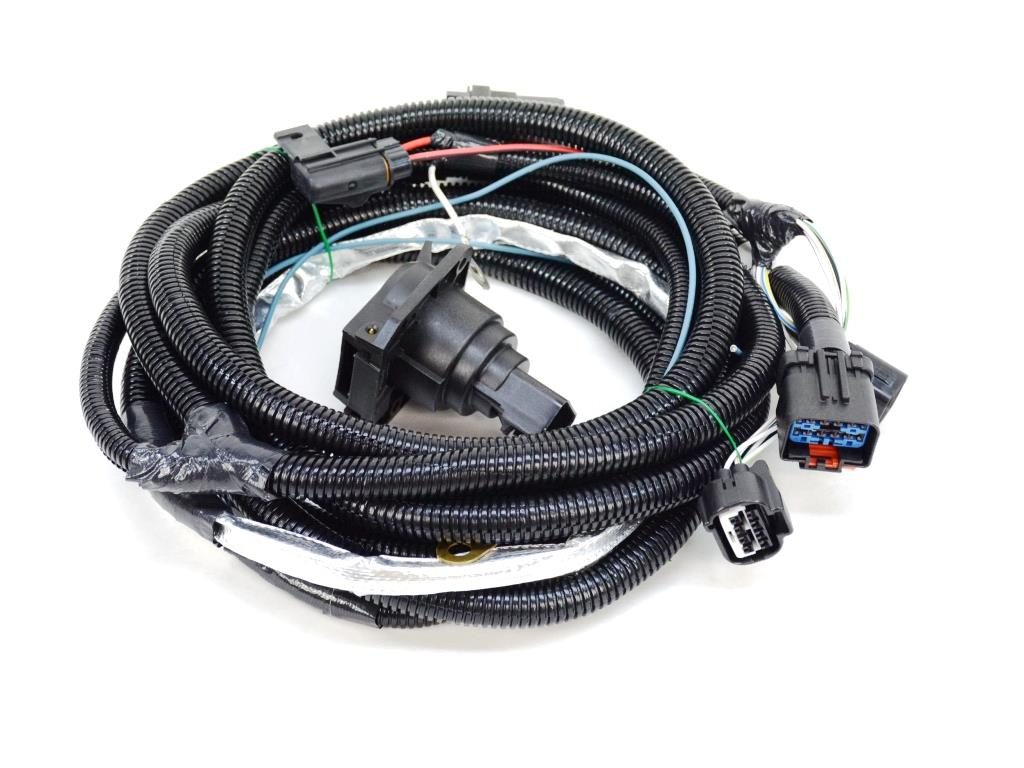 82209769AB-4-BAK Qx Trailer Wire Harness on