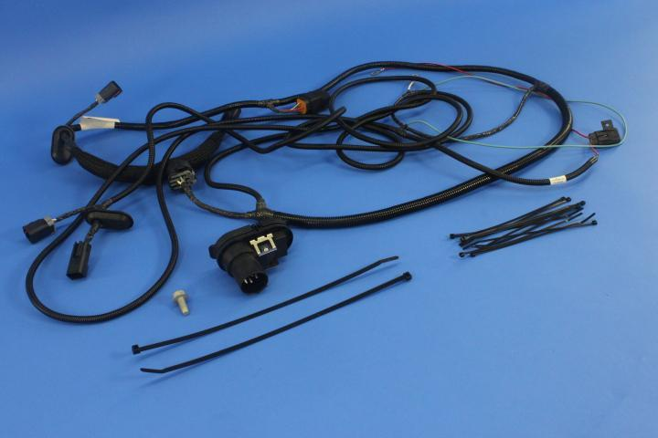 2017 Jeep Grand Cherokee Trailer Tow Wiring Harness Kit