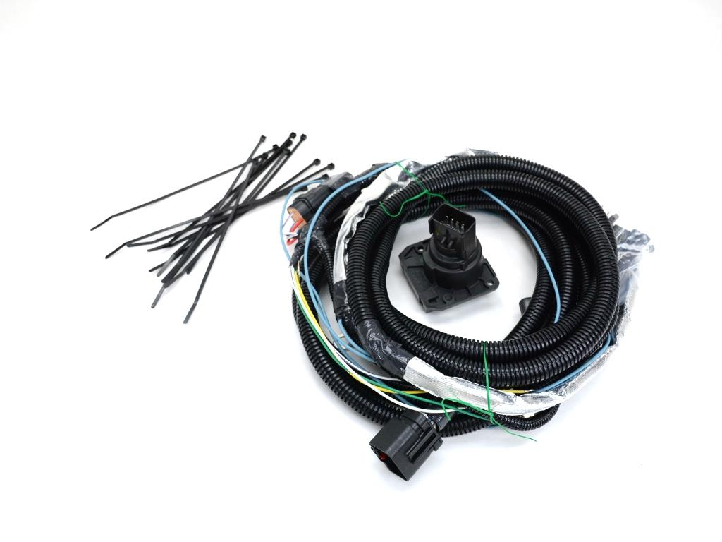 dodge sprinter 3500 trailer tow wire harness kit with 7. Black Bedroom Furniture Sets. Home Design Ideas