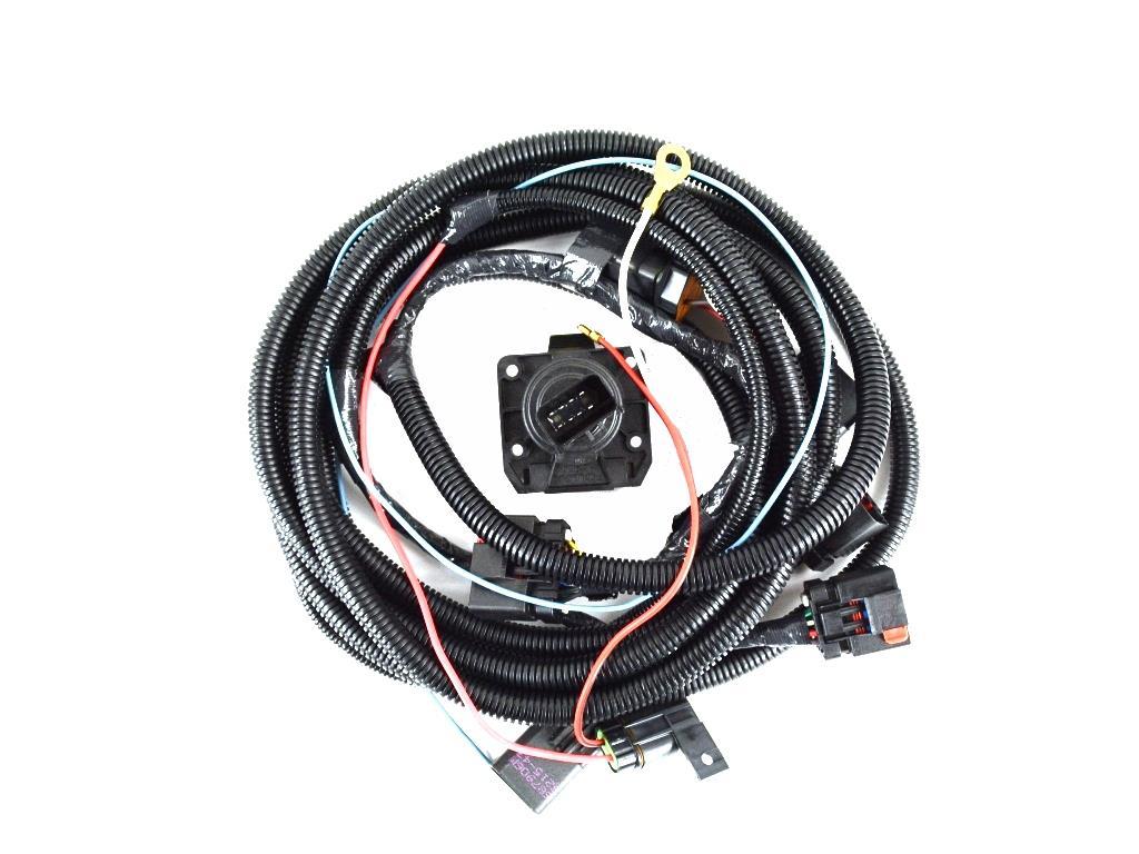 Dodge Dakota Trailer Tow Wire Harness Kit  With 7