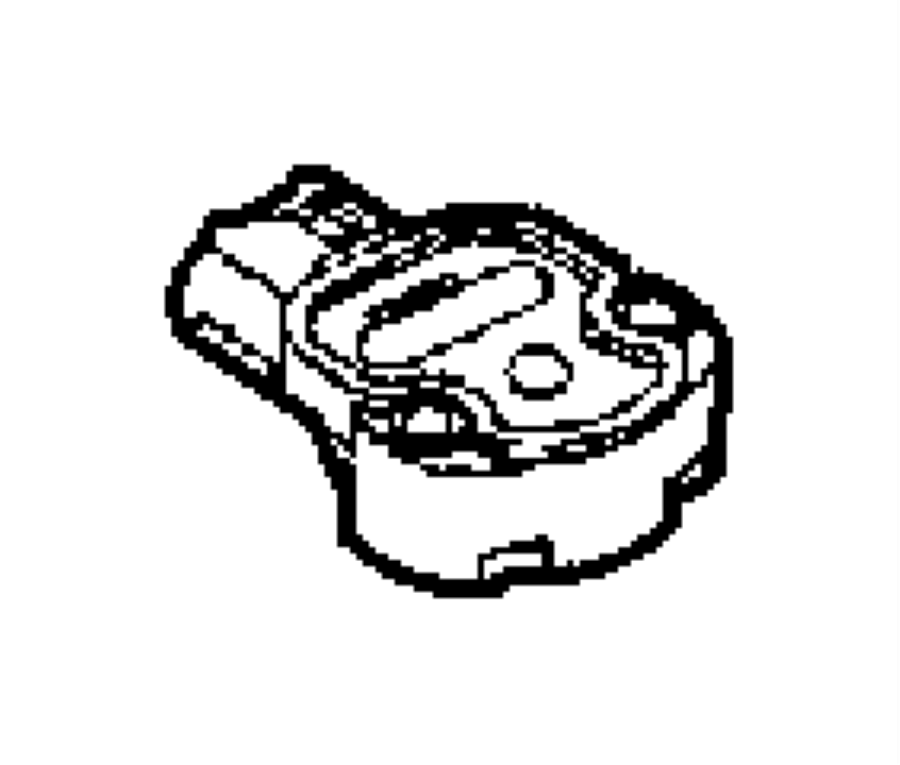 Throttle Position Sensor Jeep Patriot