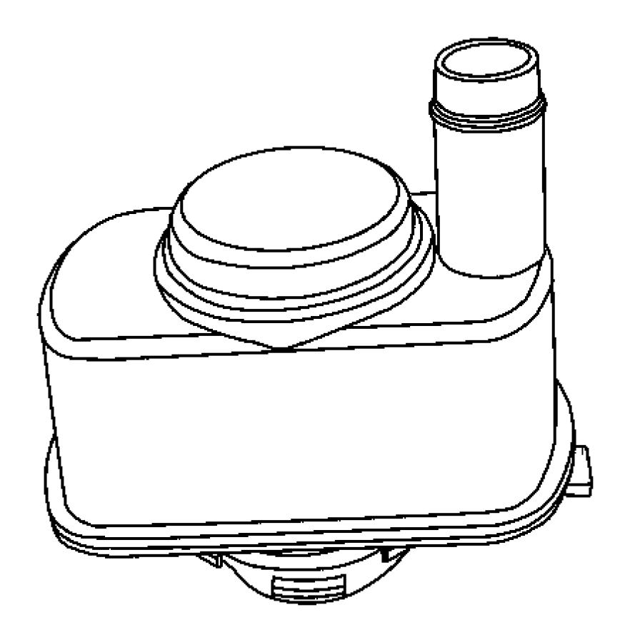 Jeep Wrangler Detector  Evaporative System Integrity