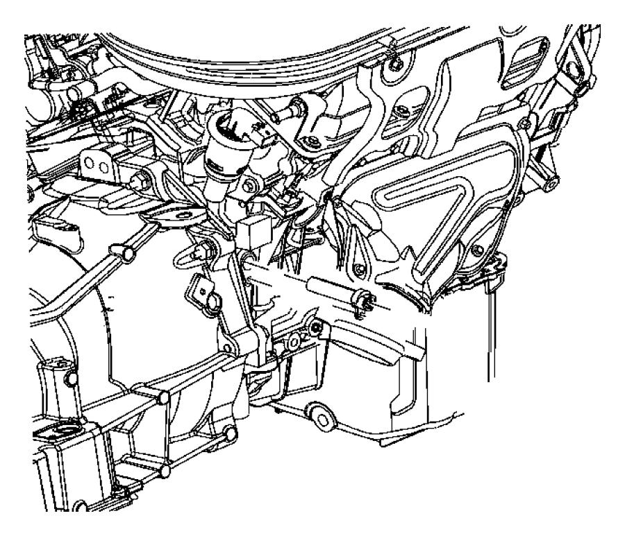 2017 Jeep Cherokee Heater Engine Block Heaterpower Nhk
