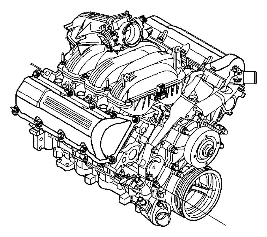 53034065aa Mopar 2012 Dodge Ram 1500 Parts Valve Crankcase Vent Pcv Engine