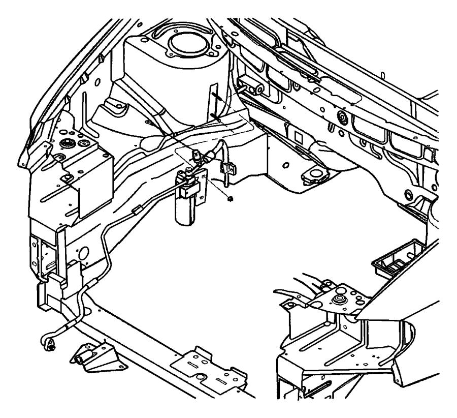 dodge ram 2500 transducer  valve  a  c pressure transducer