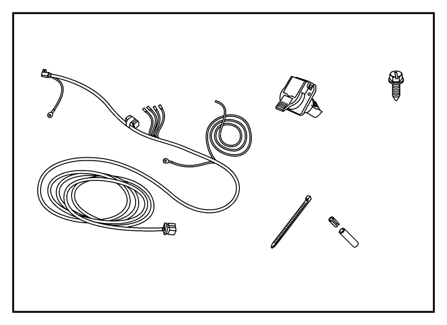 chrysler 56038366ab wiring diagram 56038366ab - dodge connector. 7 way. ahc, pollak, sseries ... 98 chrysler cirrus wiring diagram