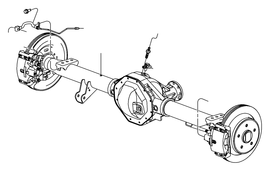 Rear Brake Assembly Diagram For 2004 Ml350