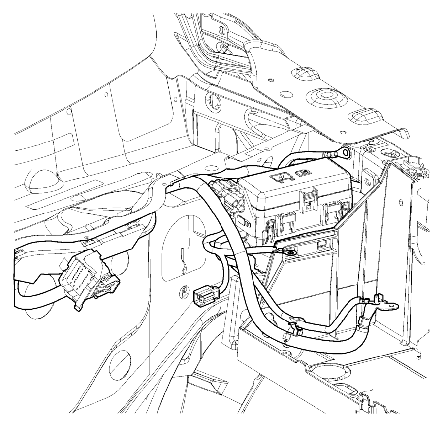 Dodge Ram Wiring Harness Adapter Diagram