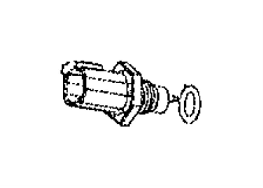 dodge ram 5500 sensor  fuel  water  fuelwater