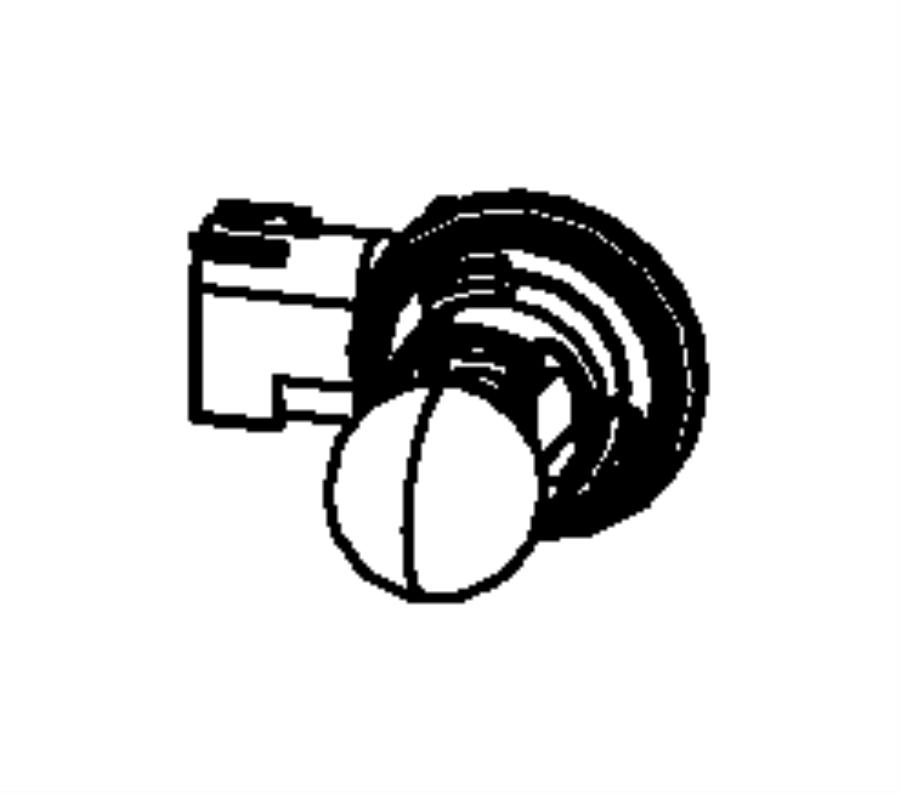 chrysler sebring socket  tail lamp