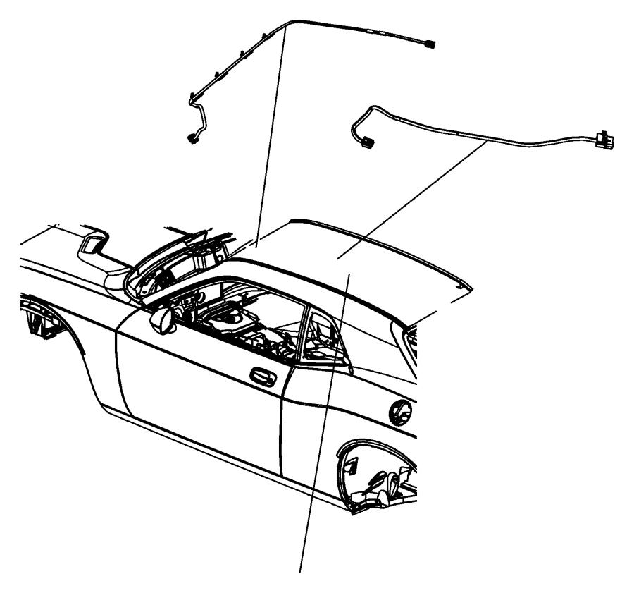Mygig Rer To Amp Wiring Schematic: MOPAR Wiring. Mirror Jumper. [rr View Auto