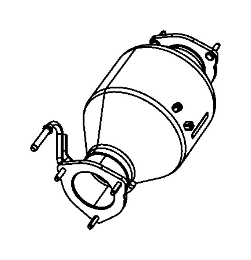 2012 dodge ram 3500 converter  catalytic
