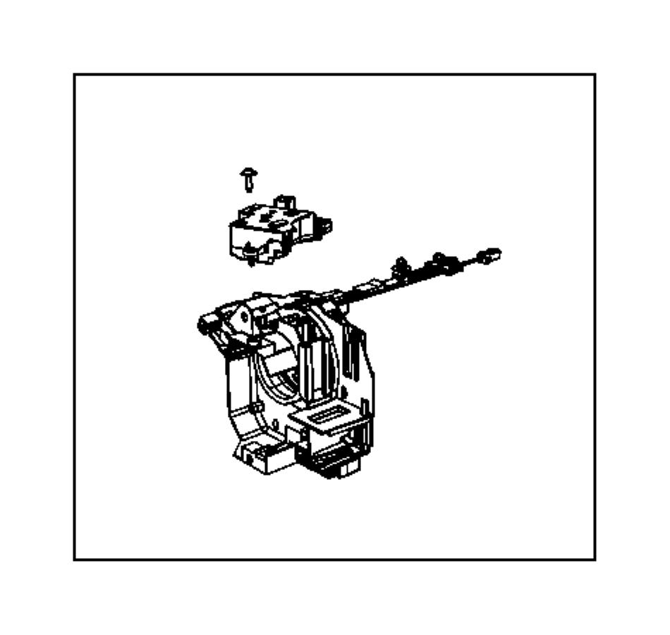 68050845ab  clockspring kit  programheated  pedalselectronic