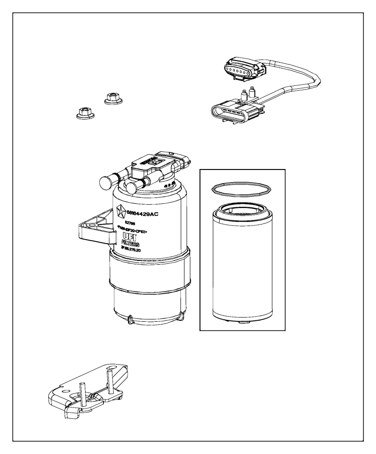68235275aa  water separator
