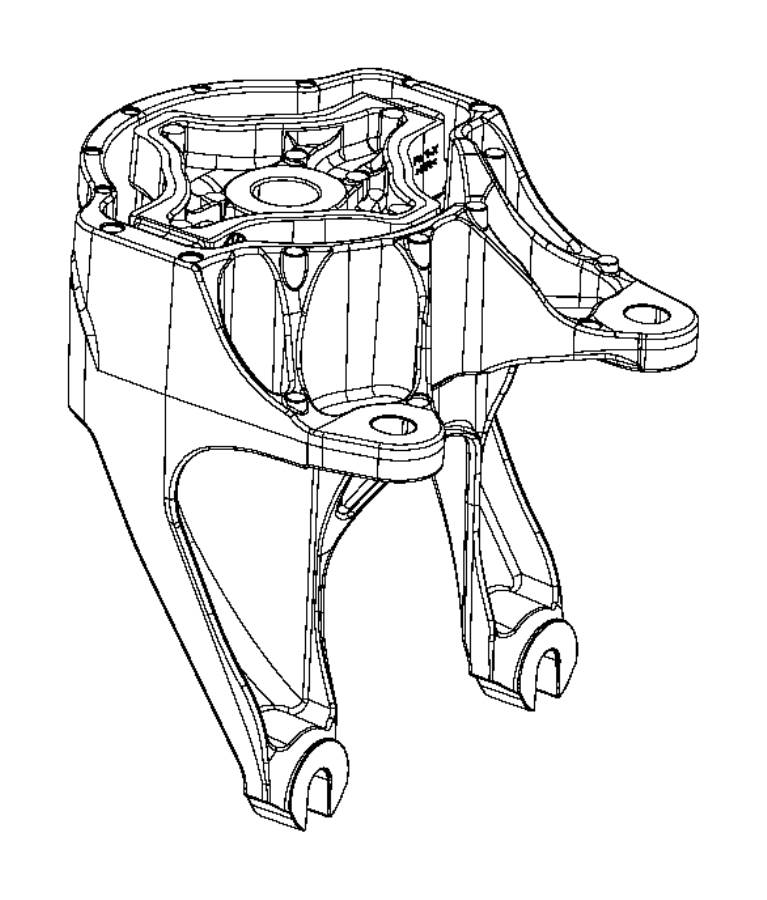2016 dodge ram 2500 isolator kit