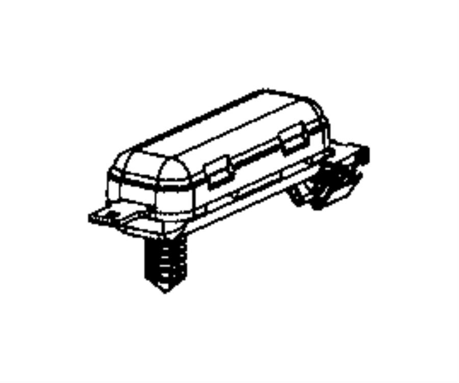 Chrysler Capacitor. Antenna. Rdl, Cellular