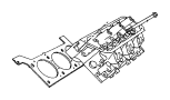 GASKET. Cylinder Head. Left, Right.  Used For Vechiles Built. image for your 2010 Chrysler