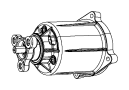 View BDORC/VISCOUS UNIT KIT. Rear axle.  Full-Sized Product Image