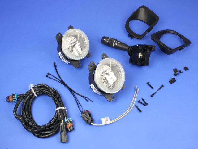 Chrysler Pt Cruiser Light Kit  Fog