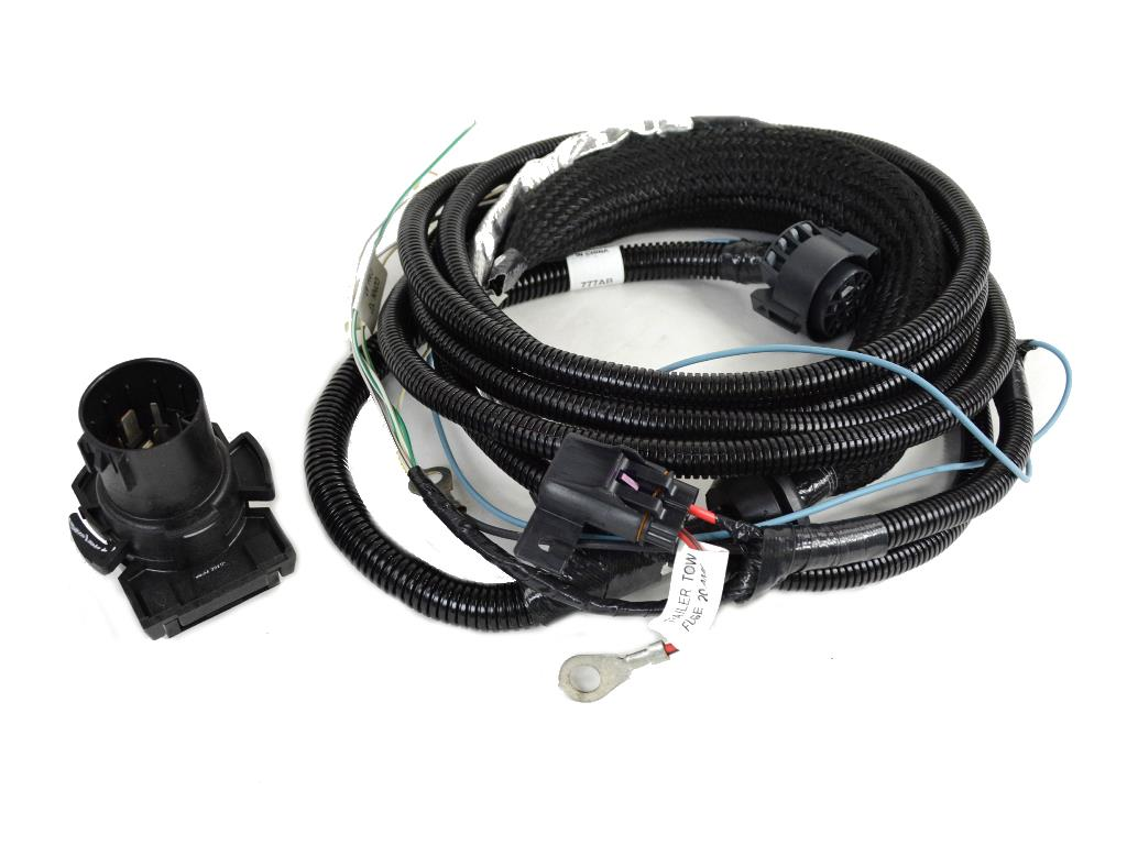 82211011ac mopar trailer tow wiring harness 7 way round. Black Bedroom Furniture Sets. Home Design Ideas