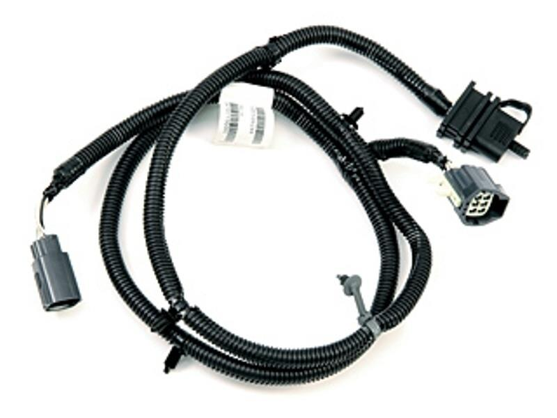dodge sprinter 2500 trailer tow wiring connector kit  with 7-way  4-way adapter