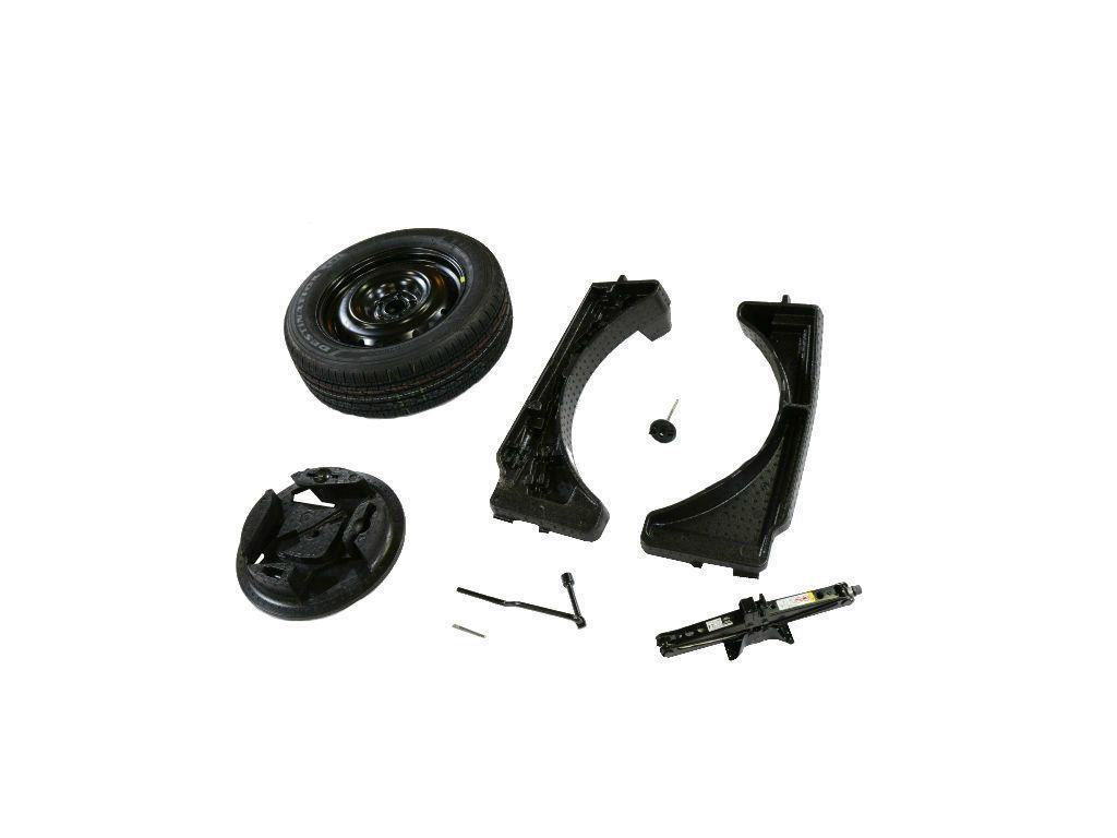 jeep compass 2018 spare tire