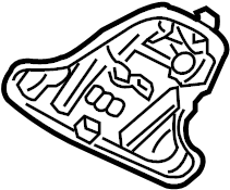 55361301AA on jeep liberty console parts html
