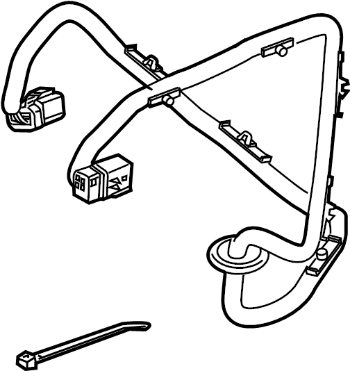 wiring kit  trailer tow