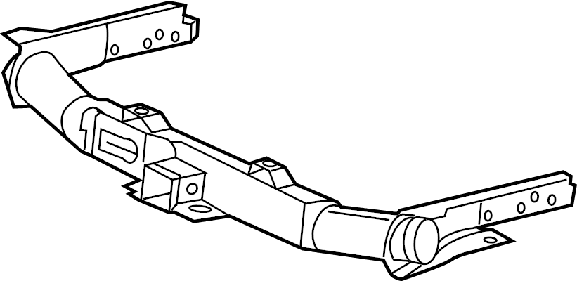 Hitch Trailer Xfh Receiver Kit Trailer Tow Tow