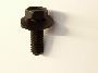 SCREW. Front. Hex Head. Retainer. M8x1.25x25.